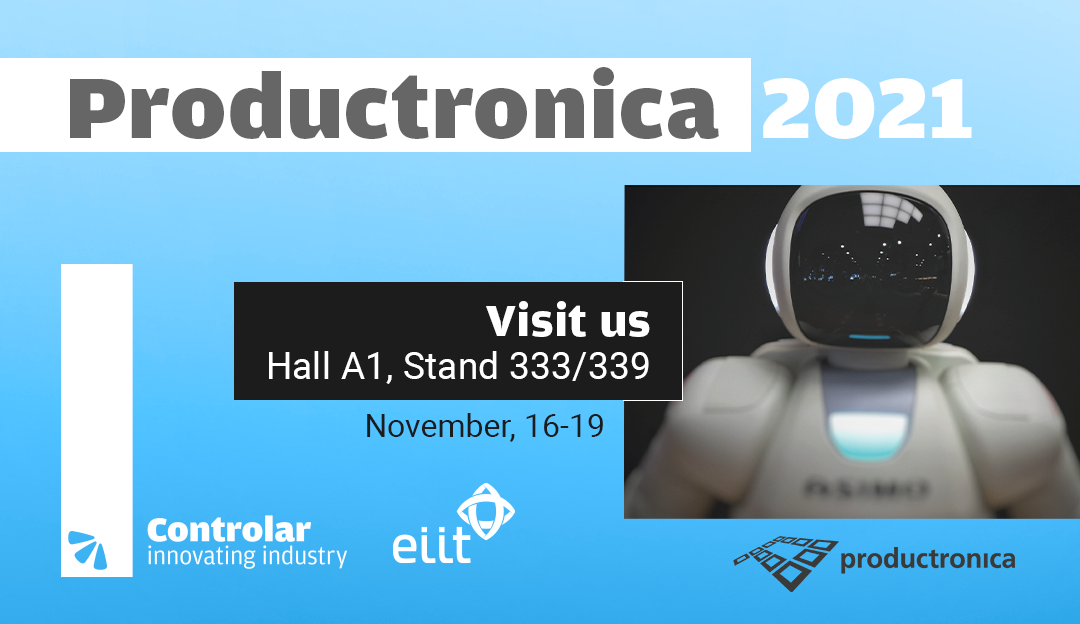 PRODUCTRONICA 21 is back!